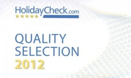 Holiday Check selection 2012